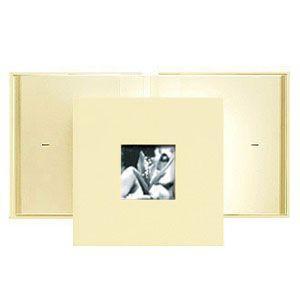 アルバム コロ(KOLO) ハドソン 2UP アイボリー アルバム 3セット No. 1008512|nomado1230