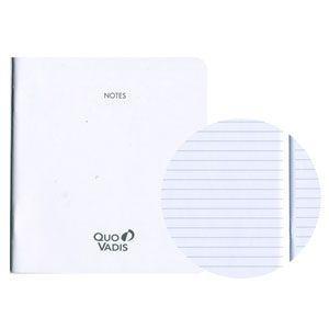 ノート クオバディス(QUOVADIS) ノートセット16x16 ホワイトペーパー エグゼクティブ対応 3冊込み 16枚 32ページ qvnote16x16|nomado1230
