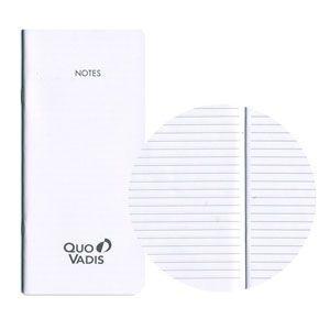 ノート クオバディス(QUOVADIS) ノートセット88x17 ホワイトペーパー ビソプラン・イタルノート・バイプランニング対応 5冊込5セット qvnote88x17|nomado1230