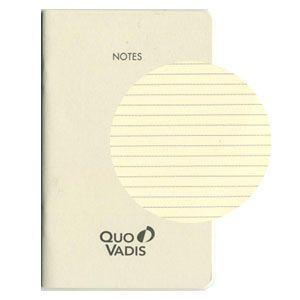 クオバディス(QUOVADIS) ノートセット10x15 アイボリーペーパー ビジネス・ビジネスプレステージ・プレーン対応 32ページ 3冊込み アイボリー|nomado1230