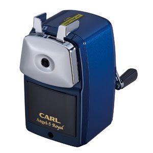 カール事務器 長期欠品中入荷未定予約受付中 鉛筆削器 ブルー エンゼル5 ロイヤル A5RY-B|nomado1230