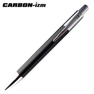 高級 ボールペン 名入れ カーボンイズム CBC ボールペン 004 クロームメッキ/ブラック CB100-006|nomado1230
