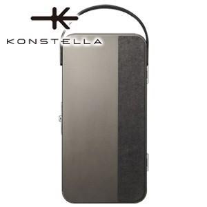 ポーチ 革 名入れ コンステラ(KONSTELLA) ポーチ ブラック K-001BK|nomado1230