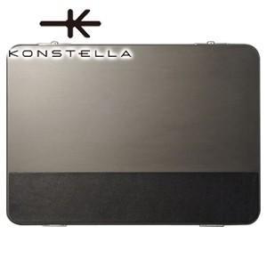 クラッチバッグ レザー コンステラ(KONSTELLA) クラッチバッグ ブラック K-002BK|nomado1230