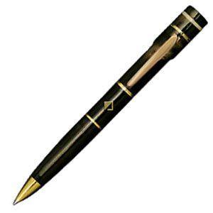 ネームペン 名入れ サンビー レヴィナシリーズ レヴィナGK 9ミリ浸透印・10ミリ認印 ブラック ネームペン SP-RGK01|nomado1230