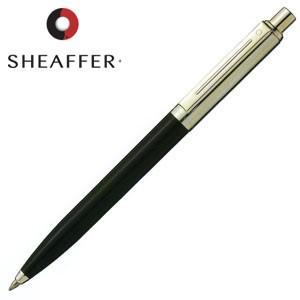 高級 ボールペン 名入れ シェーファー センチネル ボールペン プラスチックブラック N23211151|nomado1230