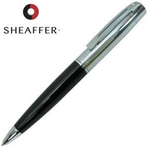 高級 ボールペン 名入れ シェーファー シェーファー 300 ボールペン ブラック&クローム N2931451|nomado1230