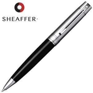 シャーペン 高級 名入れ シェーファー シェーファー 300 ペンシル ブラック&クローム SGC9314PC|nomado1230