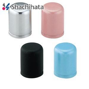 リフィル シャチハタ ネームペン6用 パールピンク パールピンク 印面キャップ TK-MC5|nomado1230