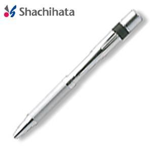 ネームペン 名入れ シャチハタ 補充インキカートリッジ1個プレゼント 対象商品 ネームペン6 シルバータイプ シルバー 既製タイプ ボールペン TKS-AMN|nomado1230