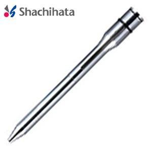 ネームペン 名入れ シャチハタ 補充インキカートリッジ1個プレゼント 対象商品 ネームペンTWIN シルバー 別製タイプ マルチペン TKS-AWZ|nomado1230