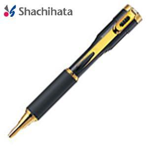 ネームペン 名入れ シャチハタ 補充インキカートリッジ1個プレゼント 対象商品 キャップレス S カラータイプ 別製タイプ 黒 ボールペン TKS-BUS1BK|nomado1230