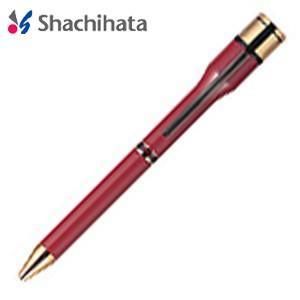 ネームペン 名入れ シャチハタ 補充インキカートリッジ1個プレゼント 対象商品 ネームペンTWIN 既製タイプ 赤 マルチペン TKS-BW2|nomado1230