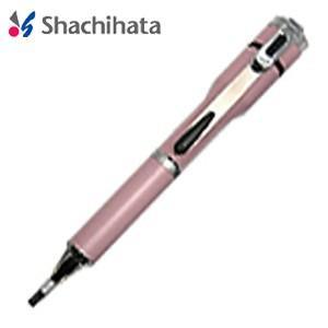 シャチハタ 補充インキカートリッジ1個プレゼント 対象商品  キャップレス S パステルカラータイプ 既製タイプ ペールピンク ボールペン|nomado1230