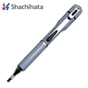 シャチハタ 補充インキカートリッジ1個プレゼント 対象商品  キャップレス S パステルカラータイプ 既製タイプ ペールブルー ボールペン|nomado1230