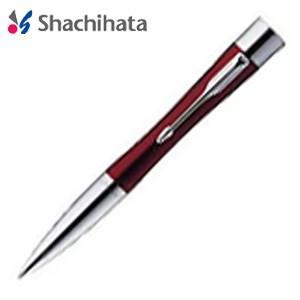 ネームペン 名入れ シャチハタ 補充インキカートリッジ1個プレゼント パーカー エアフロー 別製タイプ ルビーレッド ボールペン TKS-PKBB3|nomado1230