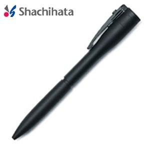ネームペン 名入れ シャチハタ 補充インキカートリッジ1個プレゼント キャップレスエクセレント カラータイプ 既製タイプ マットブラック マルチペン TKS-UXC1|nomado1230