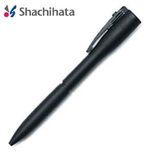 ネームペン 名入れ シャチハタ 補充インキカートリッジ1個プレゼント キャップレスエクセレント カラータイプ 別製タイプ マットブラック マルチペン TKS-UXC1|nomado1230