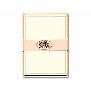 カード ジョルジュラロ 縁取りカード セット 10個セット ローズ GL32605S|nomado1230