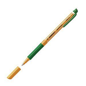 ローラーボール スタビロ ポイントビスコ ゲルローラーボールペン 10本セット グリーン 1099-36|nomado1230