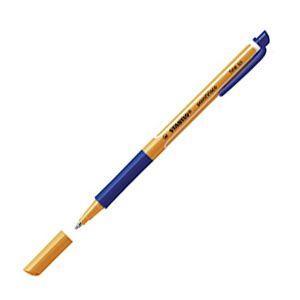 ローラーボール スタビロ ポイントビスコ ゲルローラーボールペン 10本セット ブルー 1099-41|nomado1230