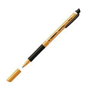ローラーボール スタビロ ポイントビスコ ゲルローラーボールペン 10本セット ブラック 1099-46|nomado1230