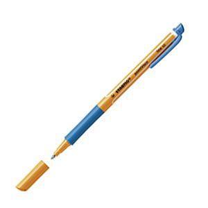 ローラーボール スタビロ ポイントビスコ ゲルローラーボールペン 10本セット アズール 1099-51|nomado1230
