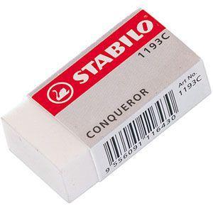 消しゴム スタビロ コンケラー 1193C プラスチック字消し 30セット 1193C30|nomado1230