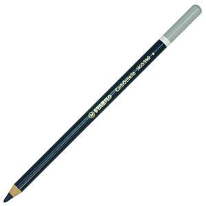 スタビロ カーブオテロ 水彩パステル色鉛筆 4.4ミリ 単色 12本セット ペルシャンブルー 1400-390|nomado1230