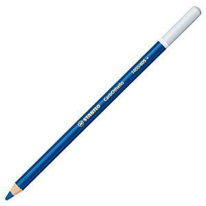 パステル色鉛筆 水彩 スタビロ カーブオテロ 水彩パステル色鉛筆 4.4ミリ 単色 12本セット ウルトラマリンブルー 1400-405|nomado1230
