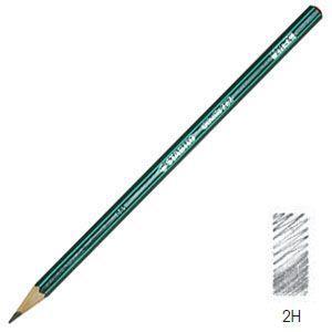 鉛筆 スタビロ オテロ鉛筆 2H 12本セット 282-2H nomado1230