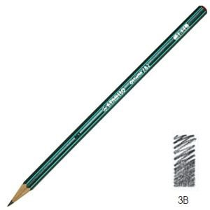 鉛筆 スタビロ オテロ鉛筆 3B 12本セット 282-3B nomado1230