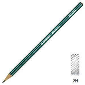 鉛筆 スタビロ オテロ鉛筆 3H 12本セット 282-3H nomado1230