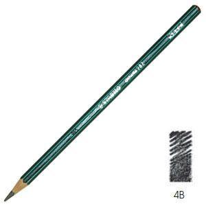 スタビロ オテロ鉛筆 4B 12本セット 282-4B nomado1230