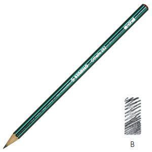 鉛筆 スタビロ オテロ鉛筆 B 12本セット 282-B nomado1230
