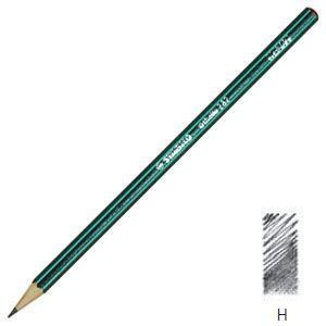 鉛筆 スタビロ オテロ鉛筆 H 12本セット 282-H nomado1230