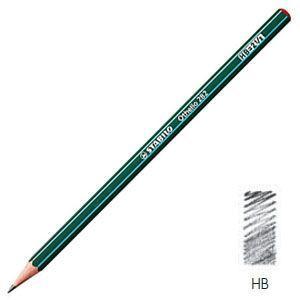 鉛筆 スタビロ オテロ鉛筆 HB 12本セット 282-HB nomado1230