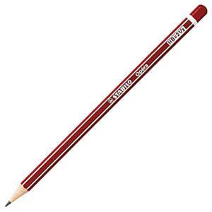 鉛筆 スタビロ オペラ鉛筆 HB 12本セット 285-HB|nomado1230
