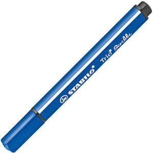 スタビロ トリオペン スクリビ 1.5〜2.0ミリ 5セット ブルー 368-932|nomado1230
