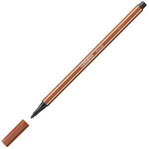 ファイバーチップペン スタビロ ペン68 ファイバーチップペン 10セット サンギーネ 68-38|nomado1230
