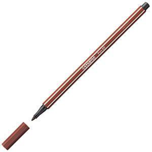 ファイバーチップペン スタビロ ペン68 ファイバーチップペン 10セット シエナ 68-75|nomado1230