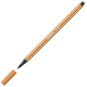 ファイバーチップペン スタビロ ペン68 ファイバーチップペン 10セット ダークオーカー 68-89|nomado1230