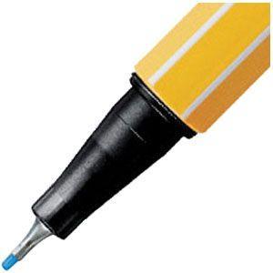ファイバーチップペン スタビロ ポイント88 ファイバーチップペン 10セット ミドルブルー 88-32|nomado1230|03