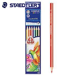色鉛筆 セット ステッドラー ノリスクラブ トリプラス 色鉛筆 6色セット 127-NC6|nomado1230
