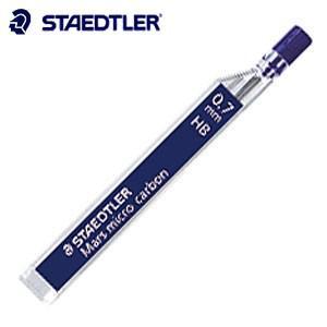替芯 ステッドラー マルス マイクロカーボン シャープ替芯 0.7ミリ 12個セット 250 07-|nomado1230