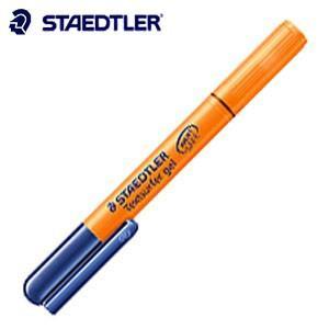 マーカー ステッドラー テキストサーファー ゲル 蛍光ペン オレンジ 10本入り 264-4|nomado1230