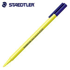マーカー ステッドラー トリプラス テキストサーファー 蛍光ペン イエロー 10本入り 362-1|nomado1230