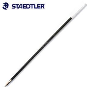 替芯 ボールペン 油性 ステッドラー トリプラス 油性ボールペン替芯 ブラック 10本セット 457-F-9J|nomado1230