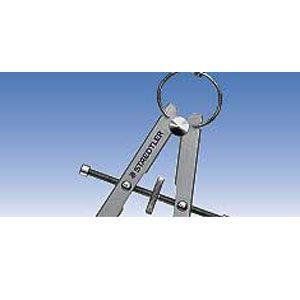 製図用品 ステッドラー コンフォート マルス 551シリーズ メタル製スプリング コンパスBセット 551-01R nomado1230 02
