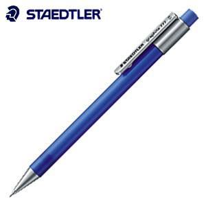 シャーペン 高級 ステッドラー マルス グラファイト シャープペンシル コベルトブルー 10本入り 777-05-33|nomado1230